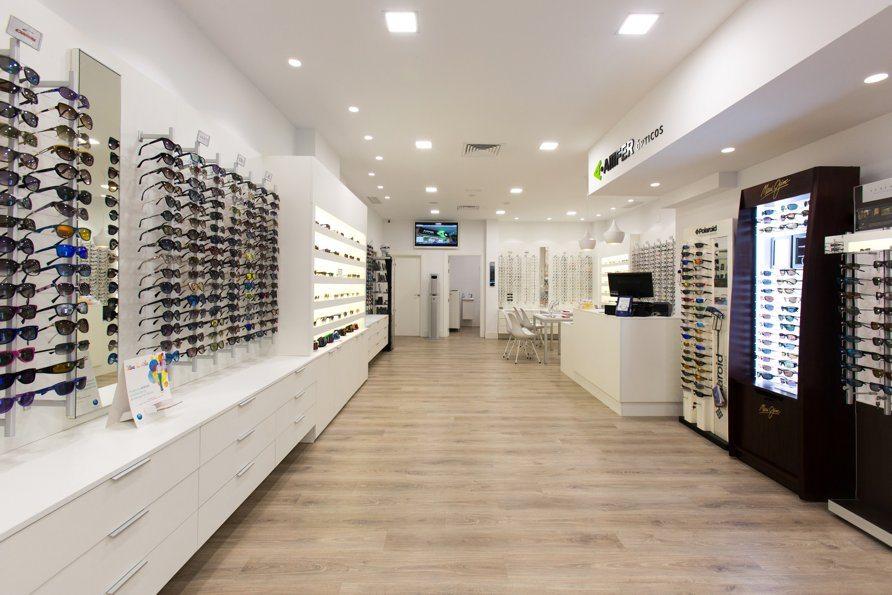 Amfer Ópticos Contacto