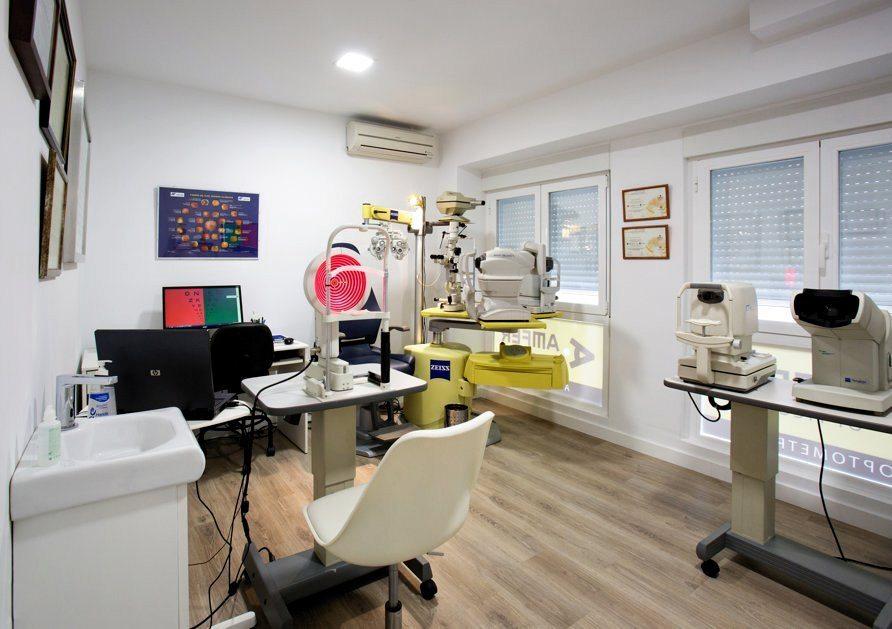 Amfer Ópticos Servicios